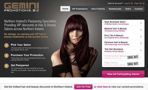 geminipromotions.biz web disigning company india